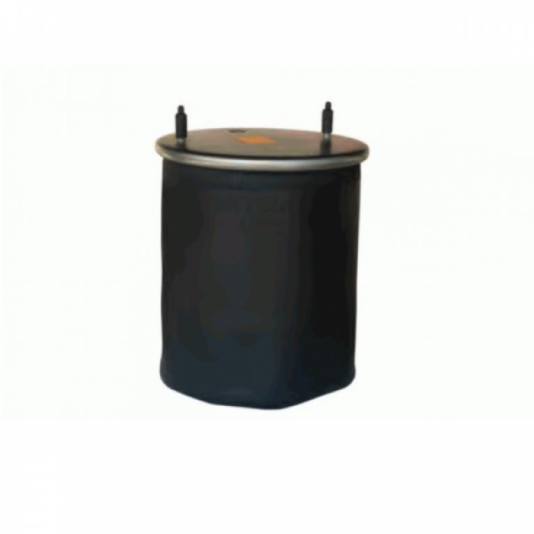 Пневмоподушка без стакана 2 шп.M12 смещ. 25 1отв-шт. M22 SAF 34023P 34023P