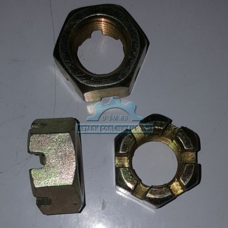 Гайка рулевого наконечника Лиаз 5256 5256-251035