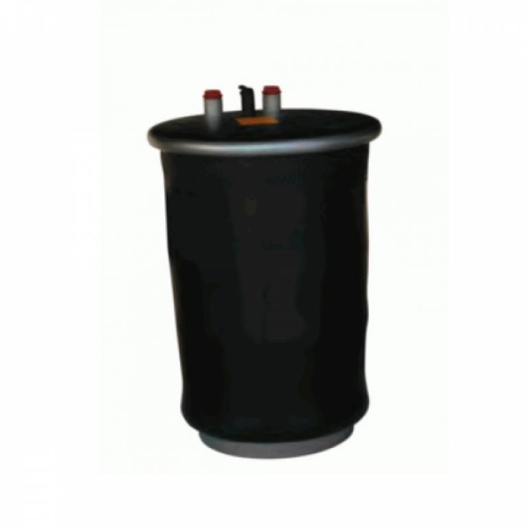 Пневмобаллон МАН TGA/TGS/TGX без стакана 2штуц.M16 смещ.84- 1шп.M12 34882K 34882K