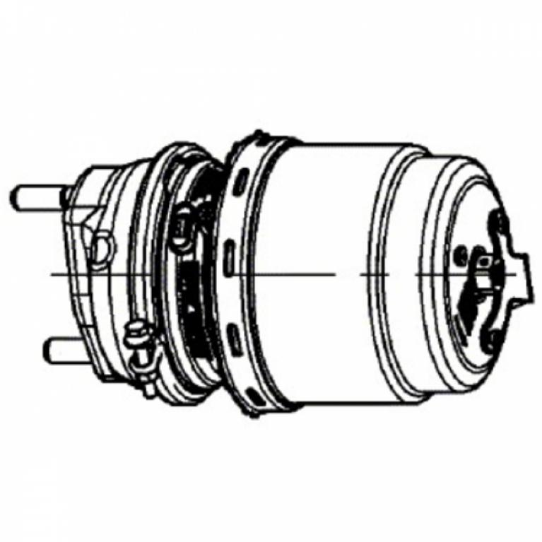 Энергоаккумулятор для дисковых тормозов 20/24 Актрос 9254800040 Wabco 9254800040