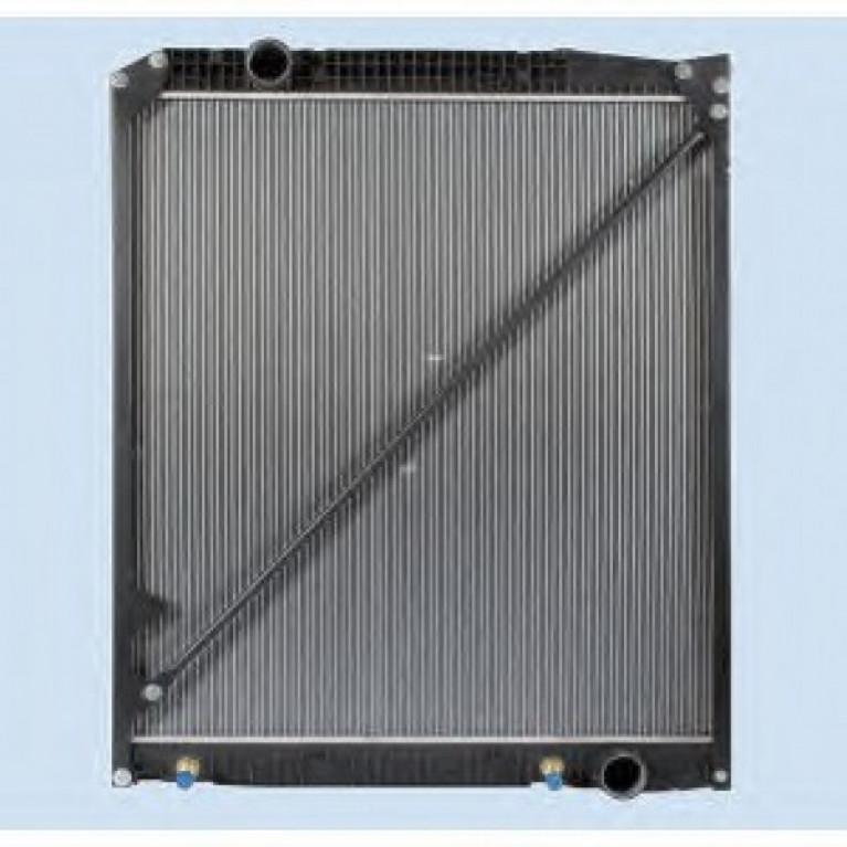 Радиатор охлаждения двигателя Mercedes-Benz Actros(Мерседес актрос) 9425001003/626530 NISSENS