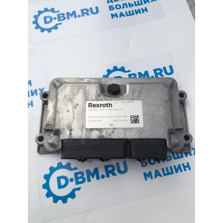 Блок управления системой охлаждения двигателя BOSCH Rexroth R902098200, R902109929
