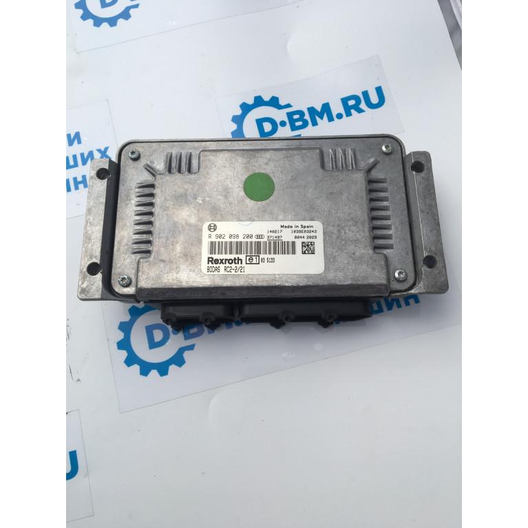 Блок управления системой охлаждения двигателя BOSCH Rexroth R902098200, R902109929 R902109929