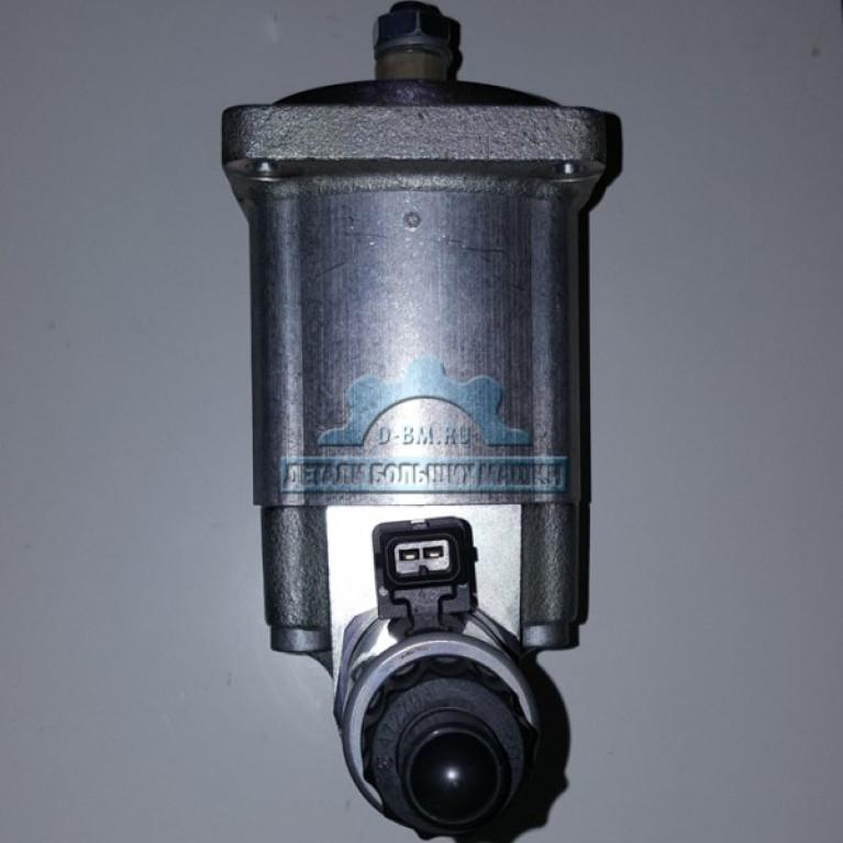 Насос гидропривода вентилятора (гидромотор) МАЗ OM 906 REXROTH (ОРИГИНАЛ!) 0 511 725 028 / 0511725021 / 0511725028 / 81.06660.6058 / 81066606058 BOSCH 0511725028