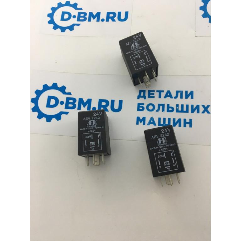 Реле стеклоочистителя МАЗ 103, 104, 105, 107, 203 AEV 2262