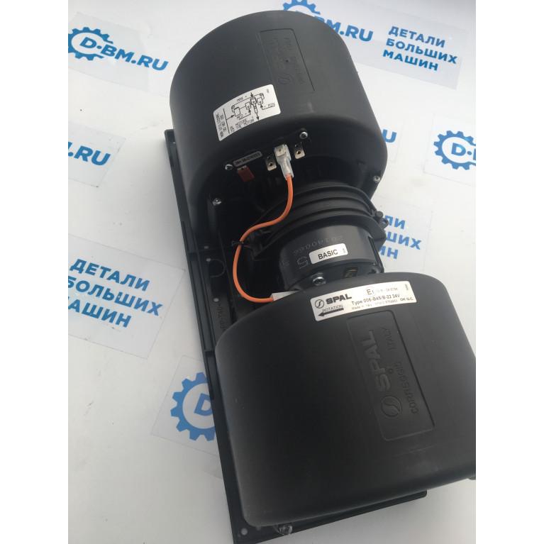Вентилятор центробежный SPAL 006-B45/B-22 24V RPA3VCV 006B45B22 24V RPA3VCV