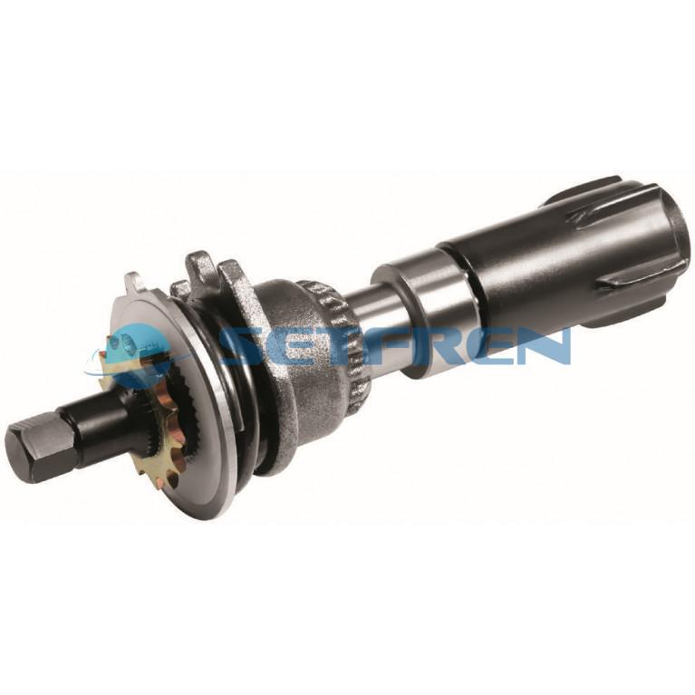 Ремкомплект суппорта Knorr SB/SN/6/7 (мех-м регулировки) с зубчиками STK1052 SETFREN