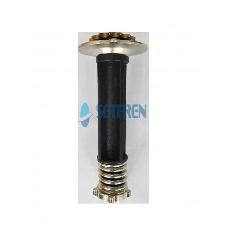 Ремкомплект суппорта Knorr SB/SN/6/7 (мех-м регулировки) новый оброзец STK1227 SETFREN