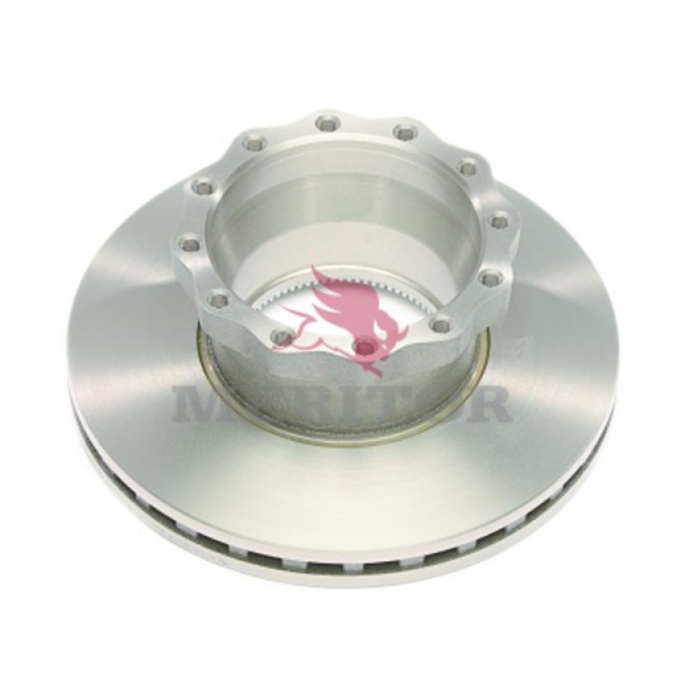 Тормозной диск 330/157x34/124 12n-180-M12x1.5 МАН L2000 9/10.224 MBR5013