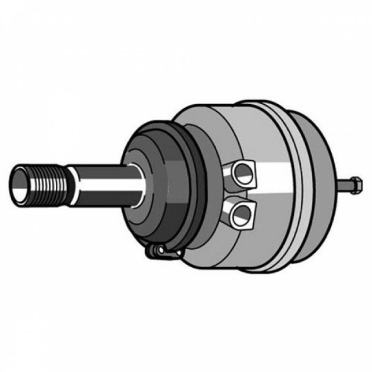 Камера тормозная Iveco размер 12 / 20 T12 клиновый тормоз BY9236