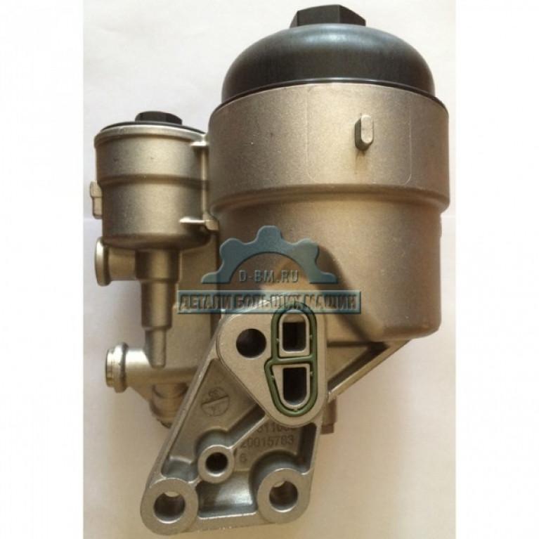 Фильтр тонкой очистки топлива в сборе с корпусом A 906 090 06 52 / A9060901552 A9060900652 MERCEDES-BENZ
