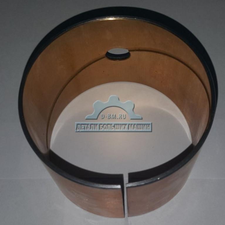 Втулка шкворня медная ЛиАЗ 5256-3001016 52563001016 КААЗ