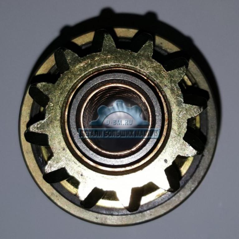 Бендикс стартера CAT 3116 / 3126 прямой шлиц 12 зубцов 3E-7857 / 3E7857 / 230911