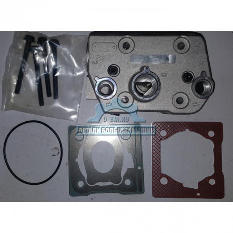 Головка компрессора одноцилиндрового ЛиАЗ двиг. CAT 3126 224-0003 9111549342 Wabco 9111549342