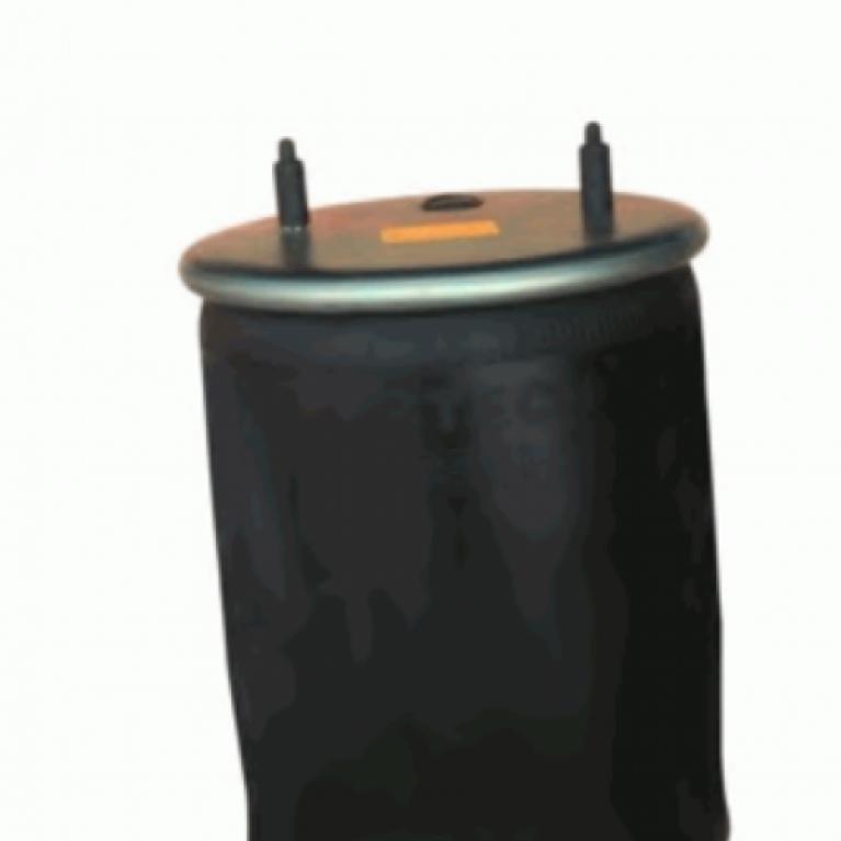 Пневмоподушка без стакана 941MB h523 2шп. M12смещ.25. 1отв.штуц.M22. Н: 1шп.M16 BPW 3941P 3941P