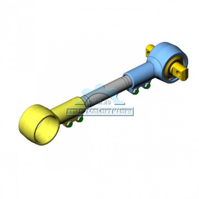 Штанга реактивная подвески передней МАЗ 103, 104, 107 / 101-2909014 1012909014 БААЗ 1012909014