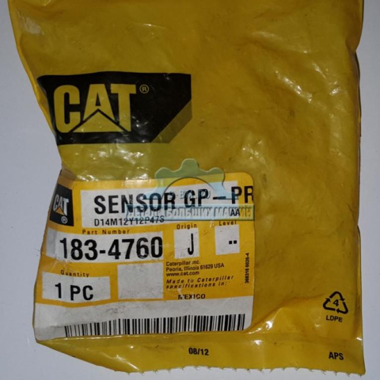Датчик давления воздуха двигатель САТ 3126 183-4760. 1834760 Оригинал