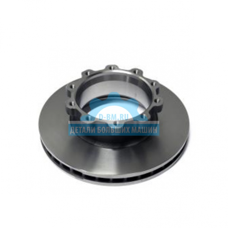 Тормозной диск для SCANIA передний 430/208x45/131 960052 TECHNO BRAKE