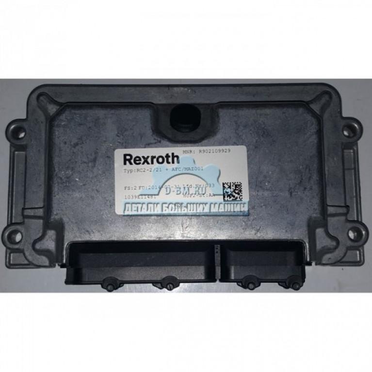 Блок управления системой охлаждения двигателя BOSCH Rexroth R 902 098 200, R902109929