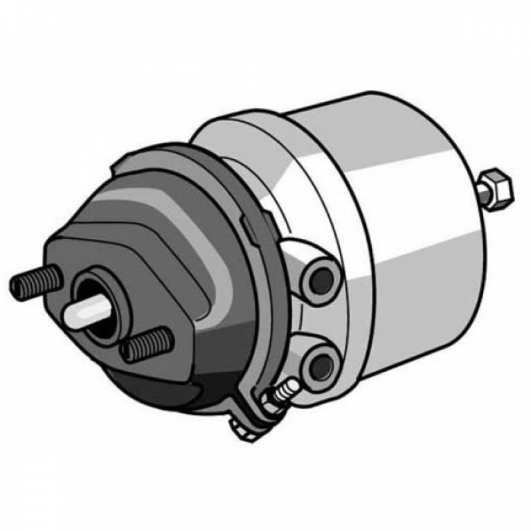 Тормозная камера с энергоаккумулятором (дисковый тормоз, тип 24/24)