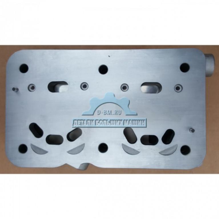 Головка компрессора двухцилиндрового в сборе дв. OM906 RK.01.330 4115539212, RK.01.330 Yumak 4115539212, RK.01.330