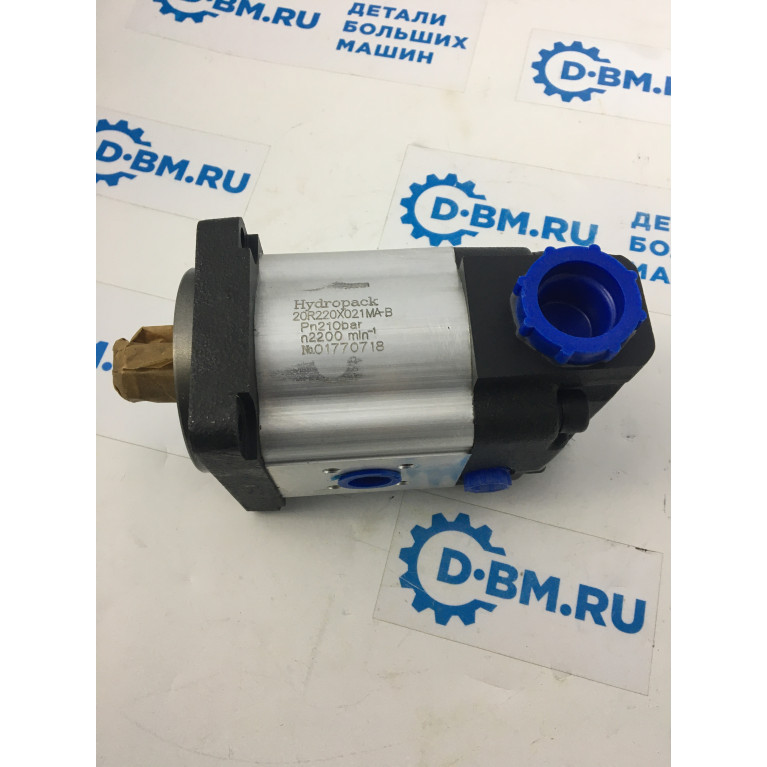 Гидромотор МАЗ OM906LA, аналог Bosch Rexroth 0511725028, 0511725021, 81.06660.6058, 81066606058, Q20A22X021MA, 20R220X021MA-B 0511725023