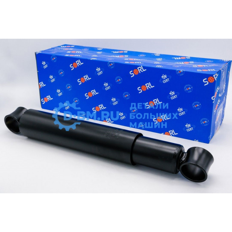 Амортизатор передней подвески (стальн.кожух) 53212-2905006