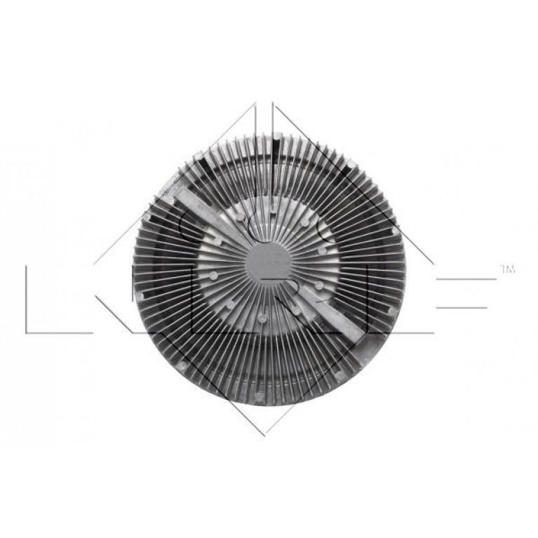 Вискомуфта MAN TGX привода вентилятора NRF