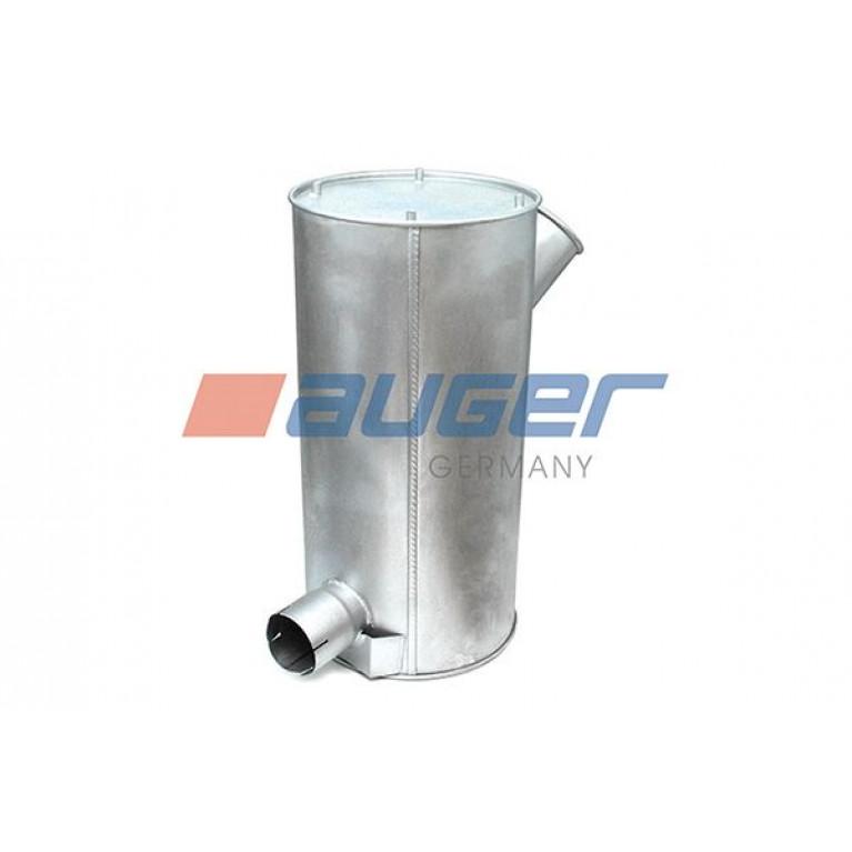 Глушитель основной, бочка Iveco Eurotech/Cursor, EuroTech MP/Stralis
