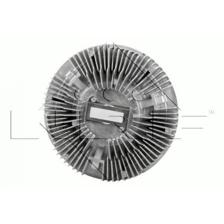 Вискомуфта MERCEDES Axor,Atego,Unimog привода вентилятора NRF