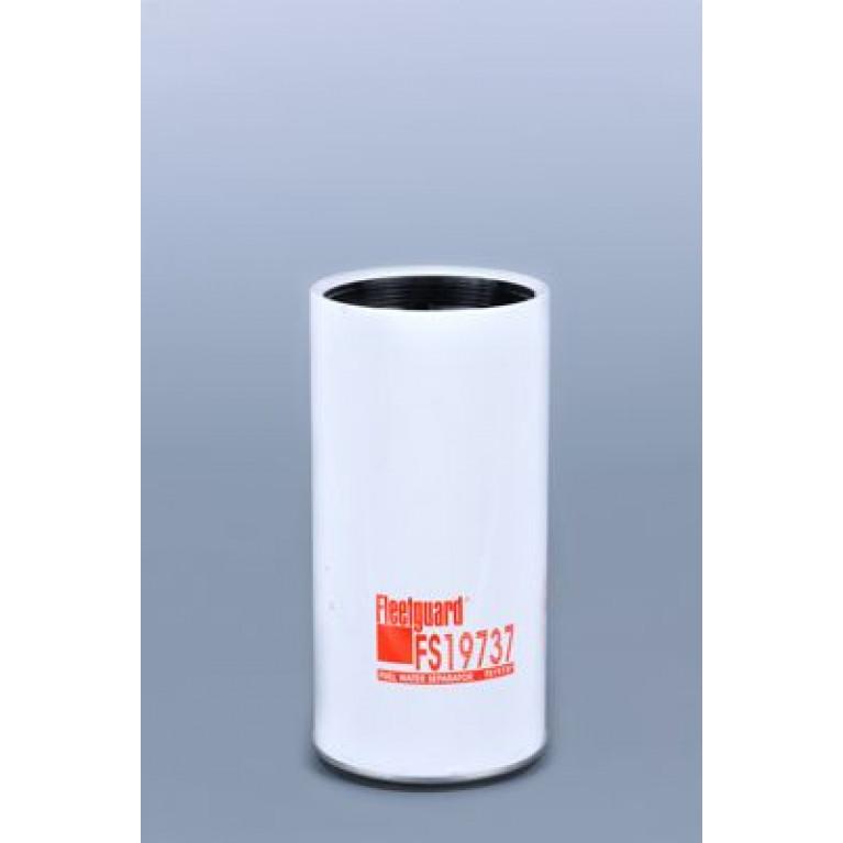FS19737 LO Фильтр топливный сепаратора (аналог, стакан с подогревом) / MB, Scania (FLEETGUARD) FLEETGUARD