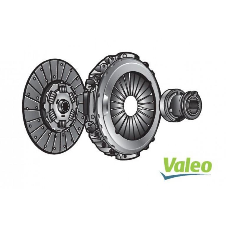 Комплект сцепления d430 корзина,подш.,диск Scania 94/114/124/164 GR/S890/900.GRSO900 07/03-> 827052 VALEO