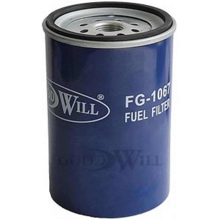 Фильтр топливный HYUNDAI HD65,78,County дв.D4DD GOODWILL