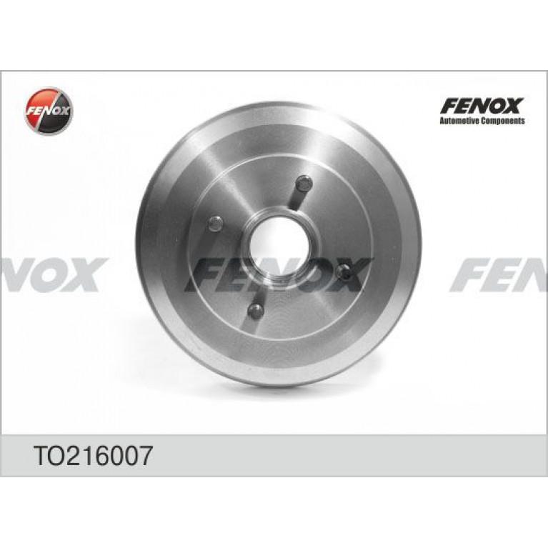 Барабан тормозной FORD Focus (99-04) задний (1шт.) FENOX