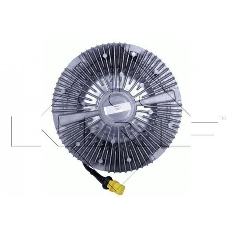 Вискомуфта MAN TGX,TGS,TGA привода вентилятора NRF