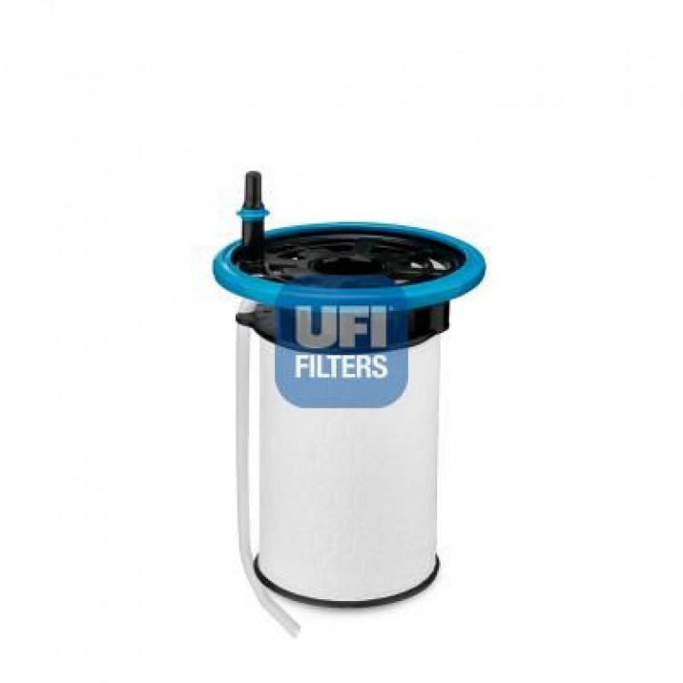 Фильтр топливный PEUGEOT Boxer CITROEN Jumper FIAT Ducato (06-) (2.3) UFI