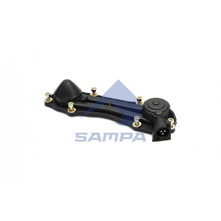 SAMPA 096052 РМК суппорта крышка Knorr SB6 SB7 SN6 SN7 SK7 SL7 SM7 3 штекера 131x61 5