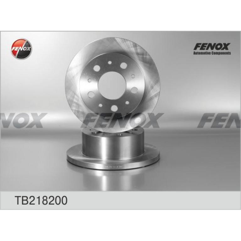 TB218200 диск торм. зад.!\ Citroen Jumper, Fiat Ducato 1.9TD-2.8HDi 94>