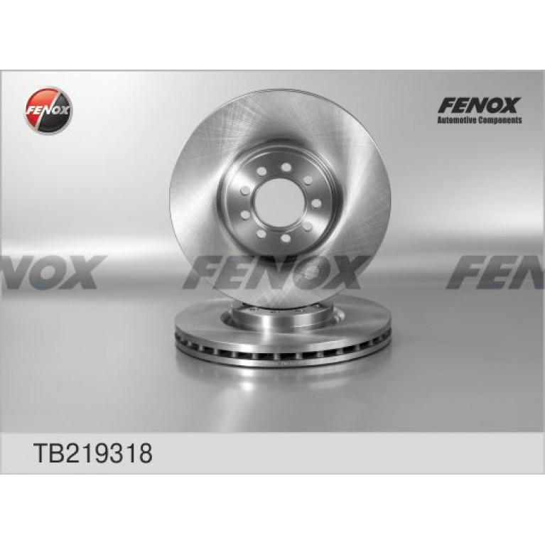Диск тормозной передний вентилируемый IVECO Daily III (цена за 1 шт., мин. кол-во 2 шт.)