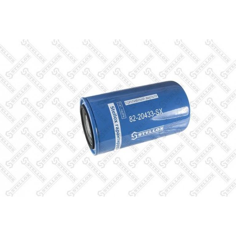 82-20433-SX_фильтр топливный D94 d62,4/71 H176 7/8-14UNFSCANIA, LIAZ