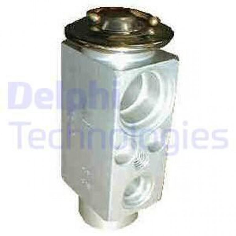 Клапан OPEL Corsa D испарителя кондиционера расширительный DELPHI