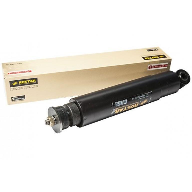 Амортизатор MAN передний (399х677мм,14х67мм,16х50мм I/O) (усиленный) ROSTAR