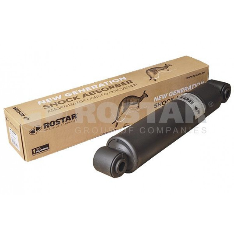 Амортизатор MAN задний (425/670 20x62 20x62 O/O) ROSTAR